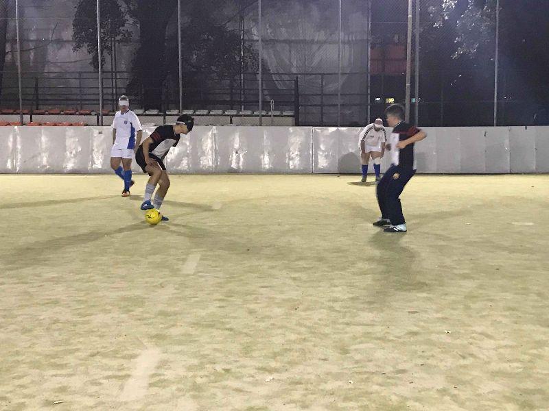 21οΔιεθνές Τουρνουά ΠοδοσφαίρουΤυφλών