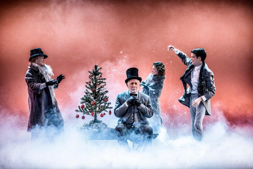 «Χριστουγεννιάτικη Ιστορία» στο ΘέατροREX