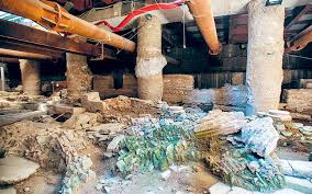 ΑΝΑΚΟΙΝΩΣΗ της Συγκλήτου του ΑΠΘ για τις αρχαιότητες στον υπό κατασκευή σταθμό του Μετρό στηΒενιζέλου