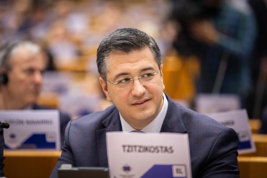 Ο Πρόεδρος της Ευρωπαϊκής Επιτροπής Περιφερειών Απ.Τζιτζικώστας για τον νέο προϋπολογισμό της ΕυρωπαϊκήςΈνωσης