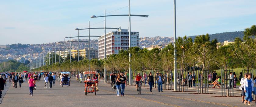 Δράσεις εθελοντισμού από τον Δήμο Θεσσαλονίκης με αφορμή την Παγκόσμια ΗμέραΠεριβάλλοντος