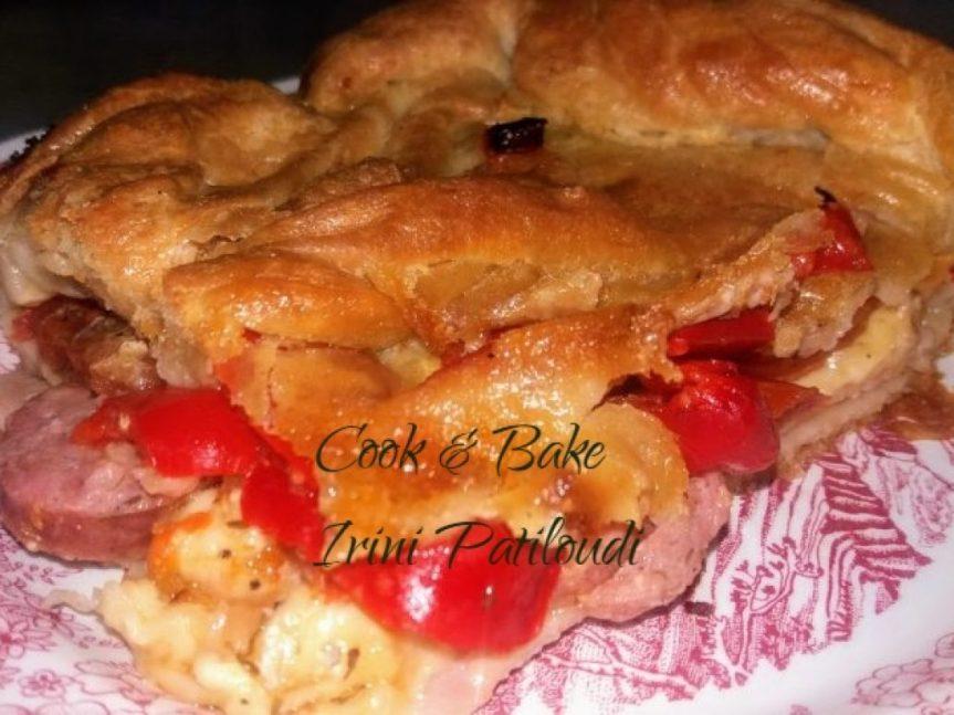 Πίτα Πίτσα, με δικό μαςφύλλο