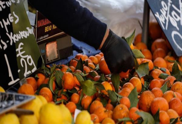 Διάθεση κουπονιών για δωρεάν προϊόντα στις λαϊκές αγορές της Θεσσαλονίκης σε 880 πολύτεκνες οικογένειες από τηνΠ.Κ.Μ.