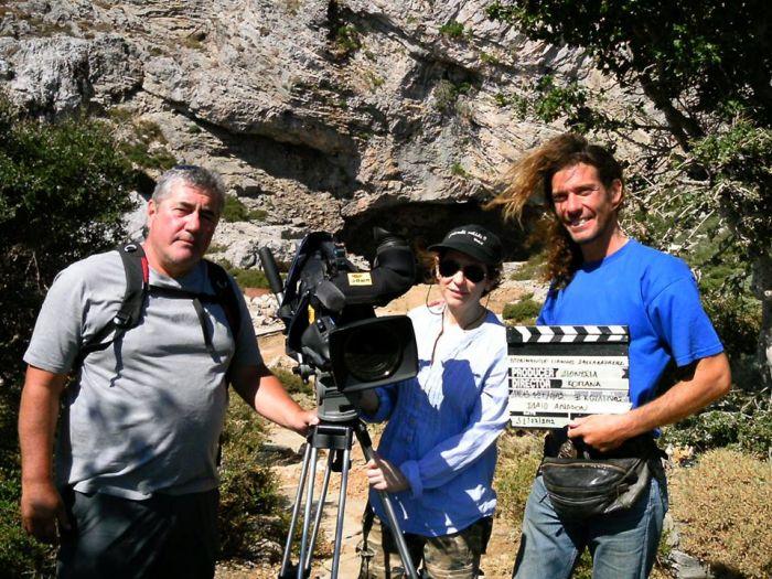 Μια κινηματογραφική ανασκαφή στη Μινωική Κρήτη: Ντοκιμαντέρ για τον ΓιάννηΣακελλαράκη