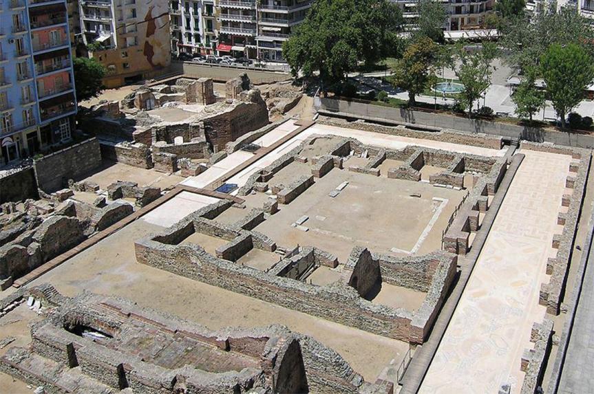 Ήξερες ότι τα μνημεία της Θεσσαλονίκης έχουν δωρεάν είσοδο μέχρι 15Ιουνίου;