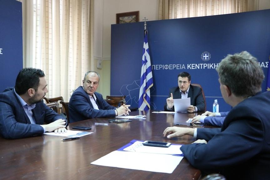 Α. Τζιτζικώστας: «Η Περιφέρεια φροντίζει ώστε η Κεντρική Μακεδονία να είναι ένας ασφαλής τουριστικόςπροορισμός»