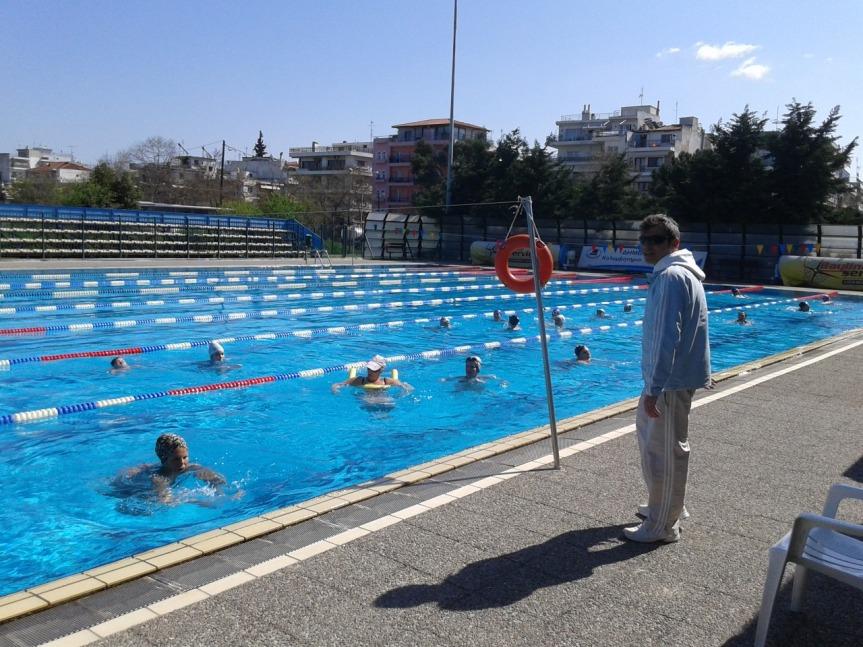 Επαναλειτουργία του Δημοτικού ΚολυμβητηρίουΚαλαμαριάς
