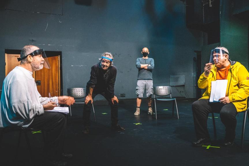 ΚΘΒΕ: ΟΡΝΙΘΕΣ του Αριστοφάνη σε σκηνοθεσία ΓιάννηΡήγα