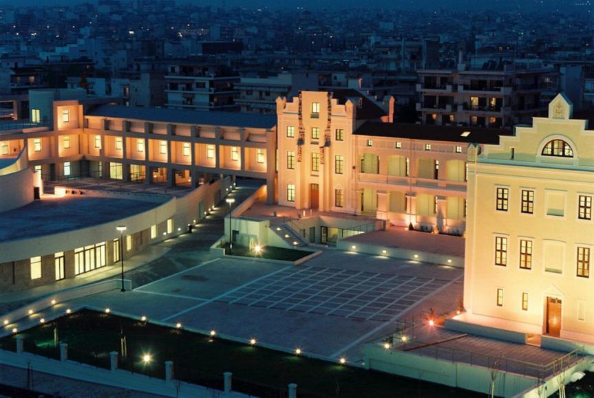 Η Αυλή της Μονής Λαζαριστών, ο ιδανικός χώρος πολιτισμού στη Θεσσαλονίκη μετά τονκορονοϊό