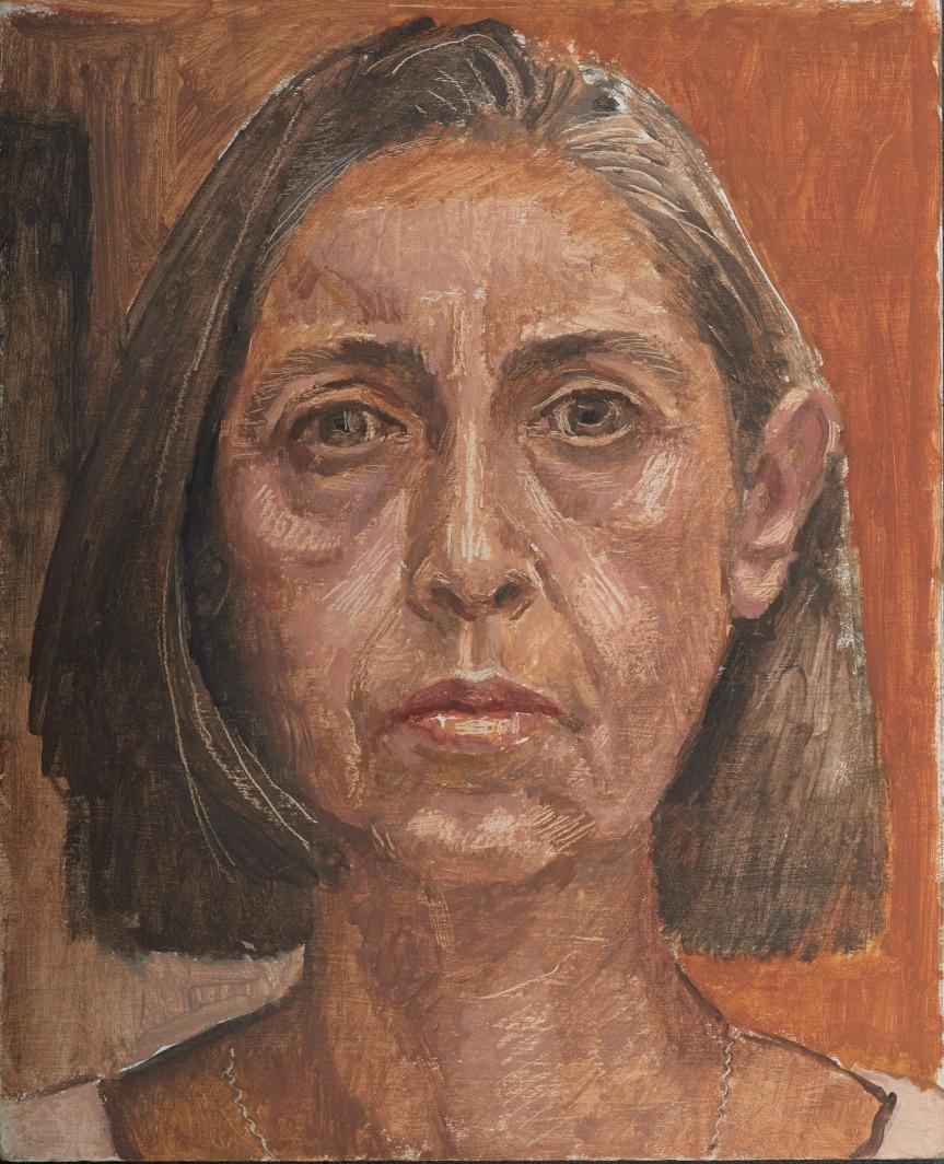 Αναδρομική έκθεση της ζωγράφου Ναταλίας Θωμαΐδη με τίτλο«Σπίτια και Άνθρωποι», στον 1ο όροφο του Τελλογλείου Ιδρύματος ΤεχνώνΑ.Π.Θ.