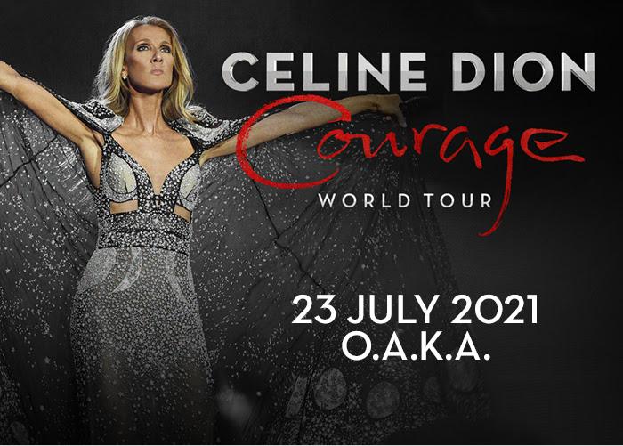 H Celine Dion ανανεώνει το ραντεβού της με το ελληνικό κοινό για τις 23 Ιουλίου2021