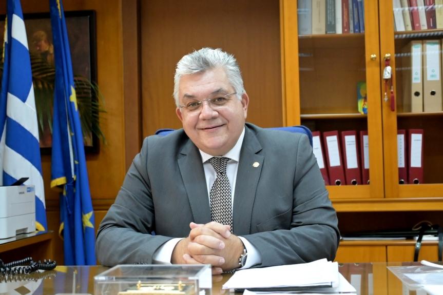 Μήνυμα του Πρύτανη του ΑΠΘ, Καθηγητή Νικολάου Γ. Παπαϊωάννου, για τον εορτασμό της ΟλυμπιακήςΗμέρας