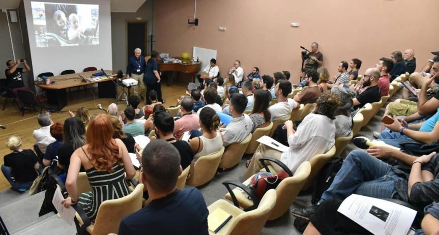 Τετάρτη 1 Ιουλίου εκπνέει η προθεσμία υποβολής συμμετοχών για το φετινό Pitching Lab του ΦεστιβάλΔράμας