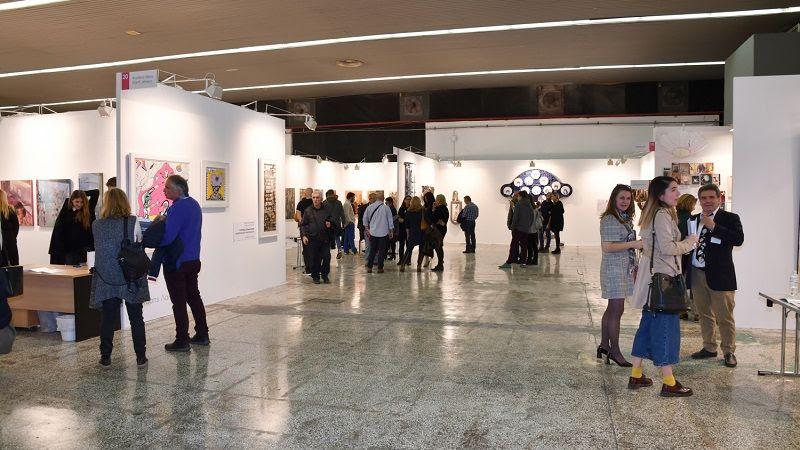 Η Art Thessaloniki Fair 26-29/11/2020 είναι έτοιμη για την 5ηδιοργάνωση