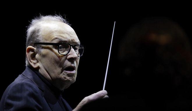 Πέθανε ο σπουδαίος συνθέτης ΈνιοΜορικόνε