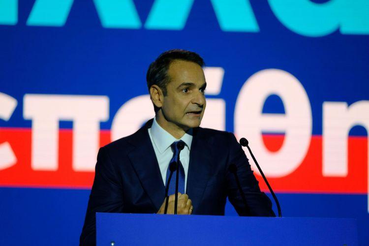 Ο Μητσοτάκης στην ΔΕΘ –  Τα 12 μέτρα που ανακοίνωσε για τηνοικονομία